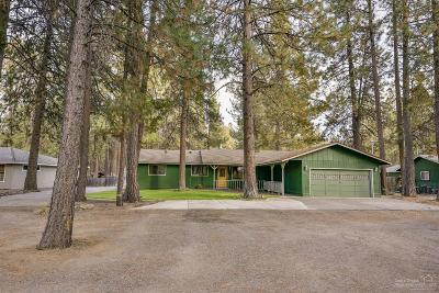 Bend Single Family Home For Sale: 60174 Cinder Butte Road
