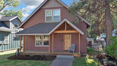 Bend Single Family Home For Sale: 527 Northwest Portland Avenue #A,  B