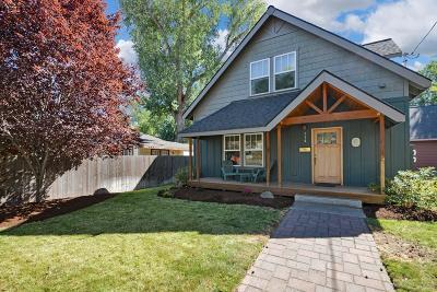 Bend Single Family Home For Sale: 515 Northwest Portland Avenue #A,  B