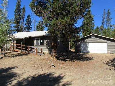 La Pine Single Family Home For Sale: 6849 Randy Road