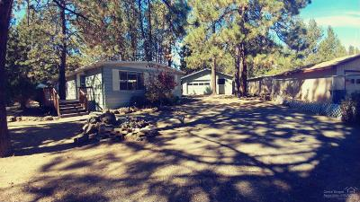 Bend Single Family Home For Sale: 60929 Alpine Drive