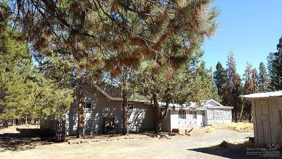 Gilchrist Single Family Home For Sale: 146485 Hwy 97