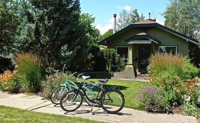 Bend Single Family Home For Sale: 1655 NW 1st Street