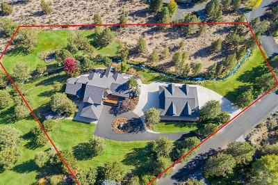 Bend Single Family Home For Sale: 62680 Montara Drive