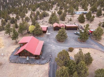 Prineville Single Family Home For Sale: 11911 NW McCoin Road
