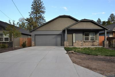 Bend OR Single Family Home Pending: $309,900