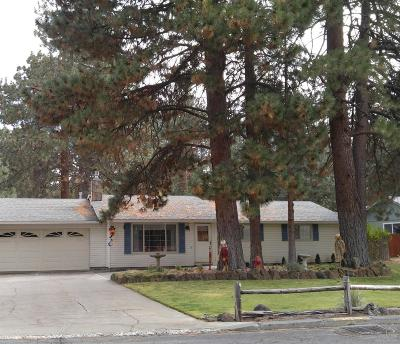 Bend Single Family Home For Sale: 60850 Jasmine Place