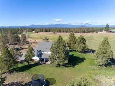 Bend Single Family Home For Sale: 20555 Pohaku Road