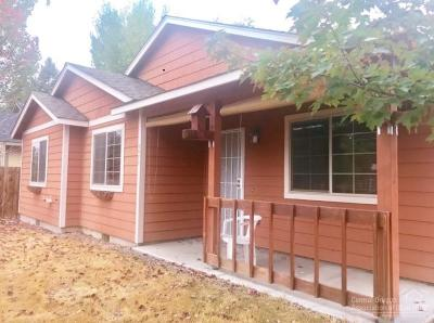 Prineville OR Single Family Home For Sale: $201,900