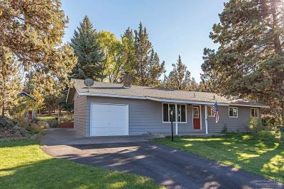 Bend Single Family Home For Sale: 20221 Mountain View Drive
