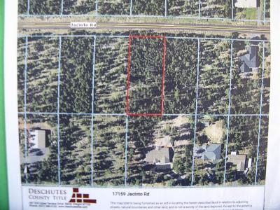 Bend Residential Lots & Land For Sale: 17159 Jacinto