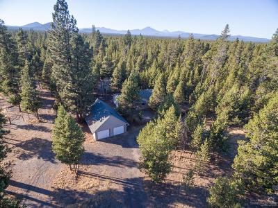 Bend Single Family Home For Sale: 54965 Tamarack
