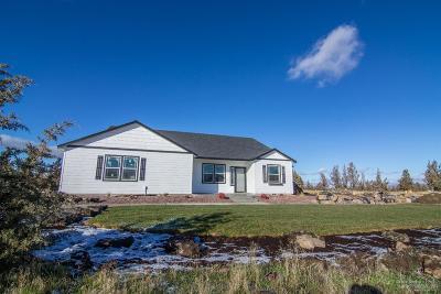 Redmond Single Family Home For Sale: 6473 NE Juniper Ridge