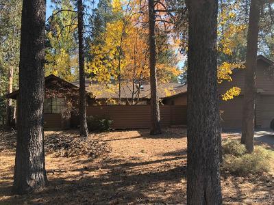 Sunriver Single Family Home For Sale: 57630 Hart Mountain Lane #12