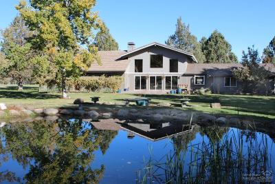 Bend Single Family Home For Sale: 65180 Highland Road