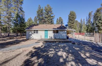 Bend Single Family Home For Sale: 17390 Wells Road