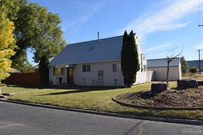 Prineville Single Family Home For Sale: 346 NW 7th Street
