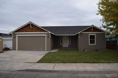 Prineville Single Family Home For Sale: 1537 NE Deedie Court