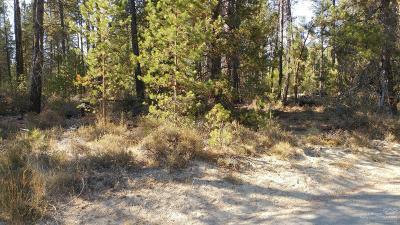 La Pine Residential Lots & Land For Sale: 15627 Rim Drive