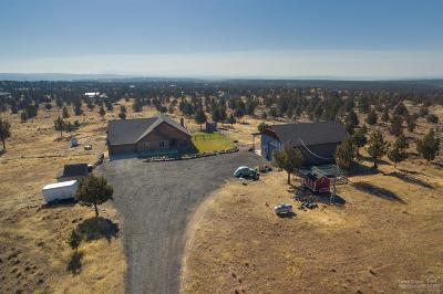 Prineville Single Family Home Contingent Bumpable: 5330 SE Gravett Road