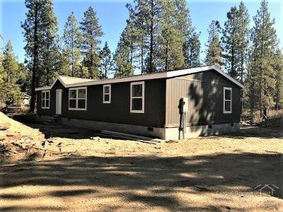 La Pine Mobile/Manufactured For Sale: 17621 Sutter Court