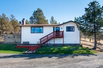 Prineville Single Family Home For Sale: 7600 SE Juniper Canyon Road