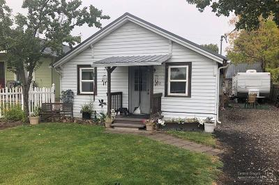 Prineville Single Family Home For Sale: 922 NW Ewen Street