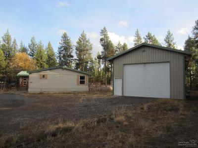 La Pine Mobile/Manufactured For Sale: 16333 Twin Drive