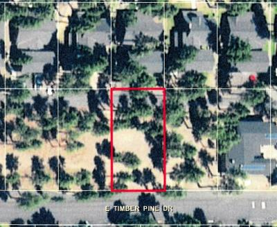 Sisters Residential Lots & Land For Sale: 962 Timber Pine Drive