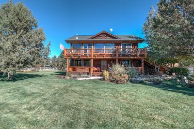 Bend Single Family Home For Sale: 17729 Cascade Estates Drive