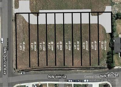 Redmond Residential Lots & Land For Sale: NW 8th St Street