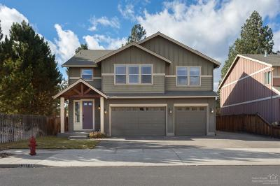 Bend Single Family Home For Sale: 61721 Daly Estates Drive
