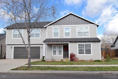 Redmond OR Single Family Home Sold: $320,000