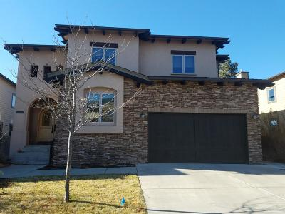 Bend Single Family Home For Sale: 60982 Woods Valley Place