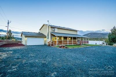 Prineville Single Family Home For Sale: 10563 SE Prairie Schooner Road