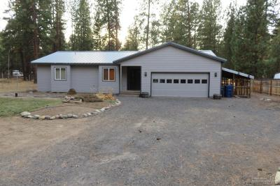 Bend Single Family Home For Sale: 60281 Pawnee Lane