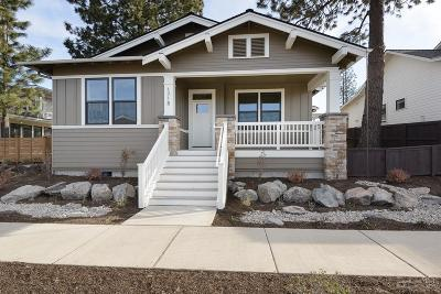 Bend Single Family Home For Sale: 1718 NW Fields Street
