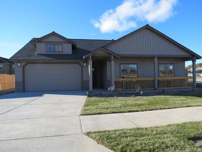 Prineville Single Family Home For Sale: 307 SE Sumner