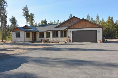 Bend Single Family Home Contingent Bumpable: 54823 Tamarack Road