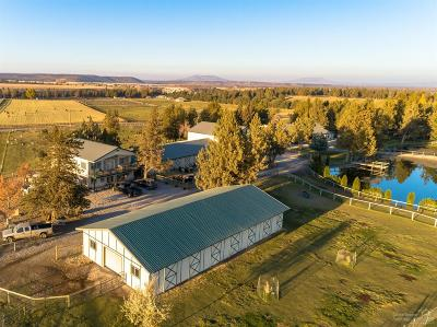 Terrebonne Farm & Ranch For Sale: 70397 Buckhorn Road