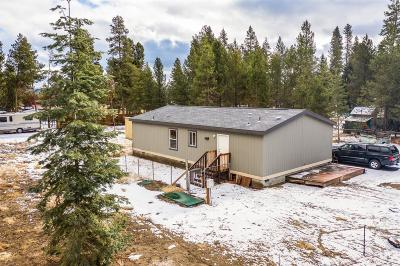 La Pine OR Mobile/Manufactured Sold: $223,000