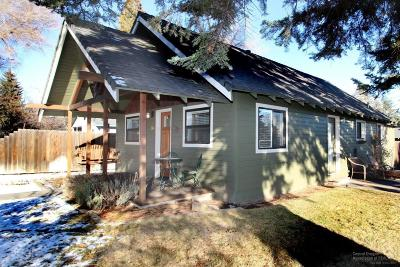Bend Single Family Home For Sale: 804 NW 12th Street