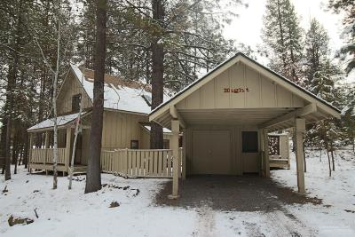Sunriver Single Family Home For Sale: 18093 Juniper Lane