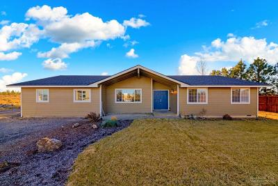 Bend Single Family Home For Sale: 17617 Knight Road