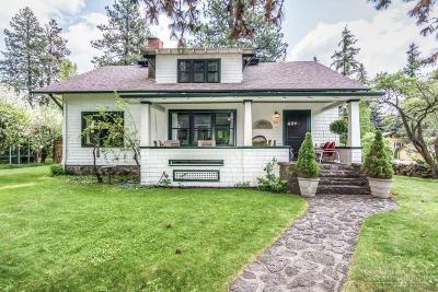 Bend Single Family Home For Sale: 606 NW Congress Street