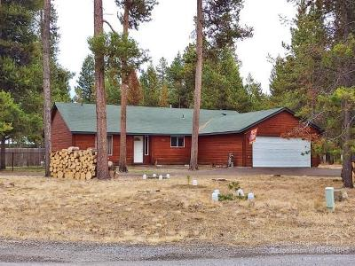 Bend Single Family Home For Sale: 55918 Snow Goose