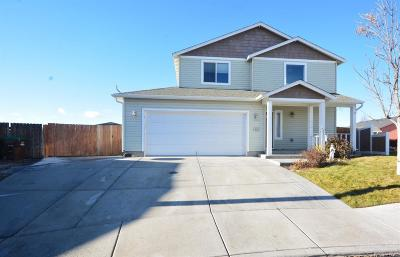 Prineville Single Family Home For Sale: 405 NE Robin Court