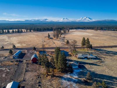 Sisters Farm & Ranch For Sale: 68540 Hwy 20