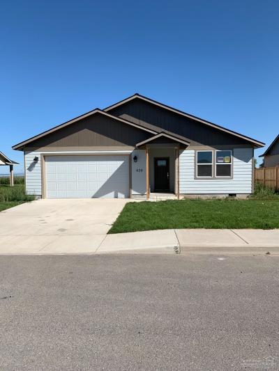 Metolius Single Family Home For Sale: 639 Freedom Lane