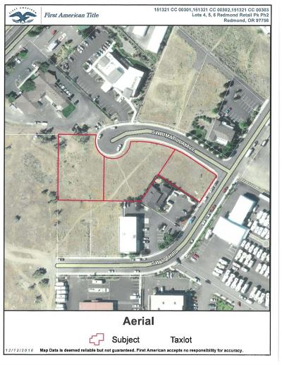 Redmond Residential Lots & Land For Sale: 1760 SW Umatilla Avenue